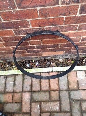 """Free P&P. 22"""" Tama Accu-tune Hoop For Bass Drum.  For Drum Kit."""