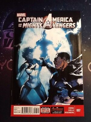 Captain America and the Mighty Avengers (2014) #7 VF/NM (BIE034)