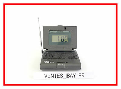 radio en forme d'ordinateur portable - digital