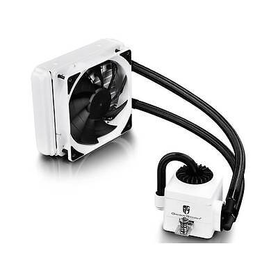 Captain Water Cooling EX WHITE (AM4) 240mm CPU Liquid Coole for Intel I5 I7