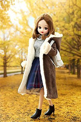 Licca Chan Doll Rika Loves It\\\\\\\\\\\\\\\'s demo style F/S