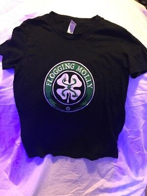 Flogging Molly Shirt Size S Juniors