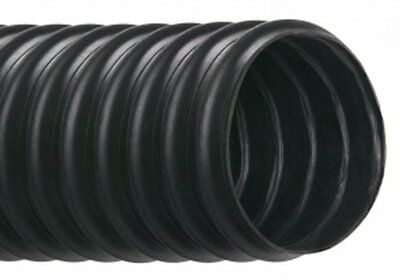 3''id Rfh Hose/ducting Thermoplastic Rubber With Wire Helix -60 To +275''f'' +30