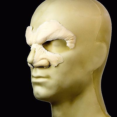 Rubber Wear Foam Latex Prosthetic - Snarl FRW-044 - Makeup and Theater FX