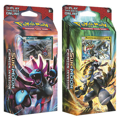 Pokémon TCG, Sun & Moon: Crimson Invasion Theme Deck [PRE-ORDER]