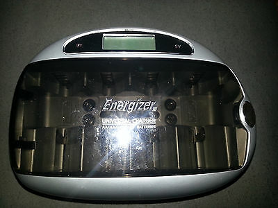 Energizer Universal Battery Charger(Reduced)