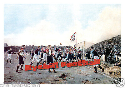 The Sunderland AFC Collection - The Hemy Painting