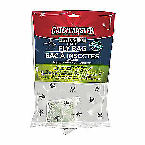CATCHMASTER Fly Trap, Used for Flying Insects, 975-12
