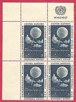 "UN Scott #49 2 x M14's ""VARIETY"" High And Low M1's In Margins MNH !!!"