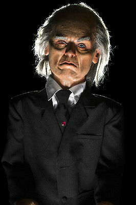 PHANTASM (1979) The Tall Man SIGNED by ANGUS SCRIMM PUPPET PROP #6/10 II sphere
