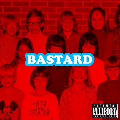 "Tyler The Creator "" Bastard "" Rare Euro Double Lp *** Coloured Vinyl ***"