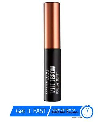 Maybelline Fashion Tattoo Eye brow Tint Light, Medium or Dark Brown UK Stock