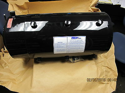 "AIRSEP Marine Turbo Diesel Closed Crankcase Air Filter 8"" Throat 29"" Long 12"" Di"