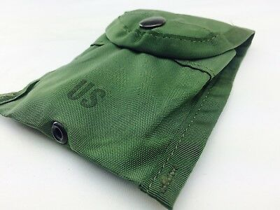 US Army Military Combat First Aid Personal Medical Alice Pouch OD Green