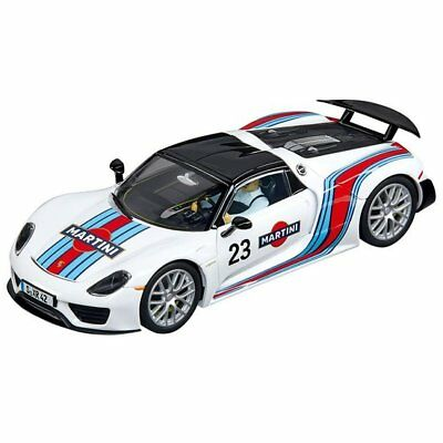 Carrera Evolution Porsche 918 Spyder Martini Racing No.23