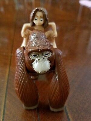 WIND UP☆Jungle Book☆Toy☆WORKS☆SO CUTE!!!!!EUC