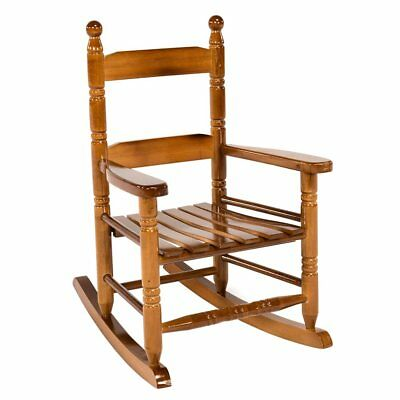 Jack Post Knollwood Children's Rocking Chair KN-10N Natural