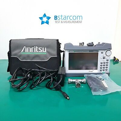 Anritsu S331L Site Master™ Handheld Cable & Antenna Analyzer