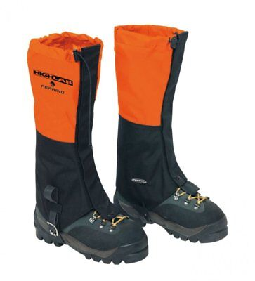 Ferrino Gaiters Trango Air L-XL | Mountaineering Climbing Trekking RRP $66.00