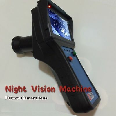 New Handheld Night Vision Scope Sight Hunting Goggles Device W/IR&Screen Display