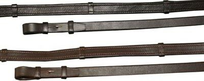 Finalist Soft Leather Padded Reins