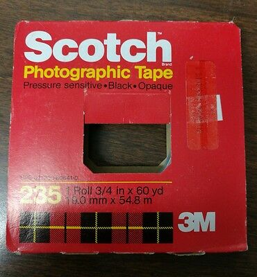 Scotch photographic tape 235