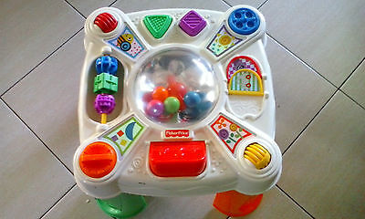 FISHER PRICE MUSICAL ACTIVITY TABLE PickUp North Manly