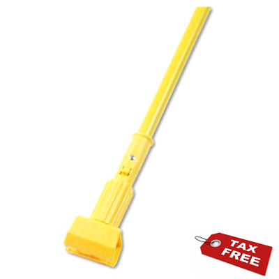 """Plastic Jaws Mop Handle Mopping Clamp Mop Head Holding Mopping Stick 60"""" Unisan"""