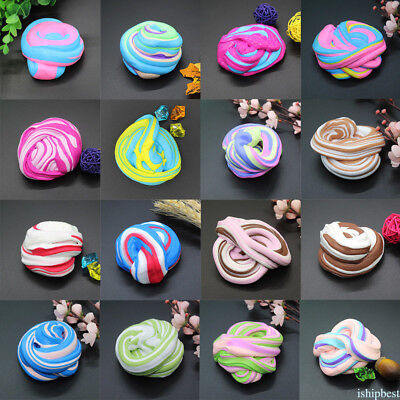 16 Colors DIY Modeling Magic Clay Ultralight Plasticine Eraser Soft Clay Toys