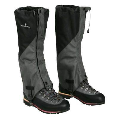 Ferrino Gaiters Brenva S/M | Hiking Mountaineering Climbing Trekking RRP $44.00