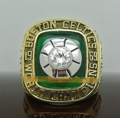 High Quality 1969 Boston Celtics Basketball World Championship Ring Men Gift