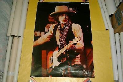 Bob Dylan Japan Poster 1977 Article Not For Sale