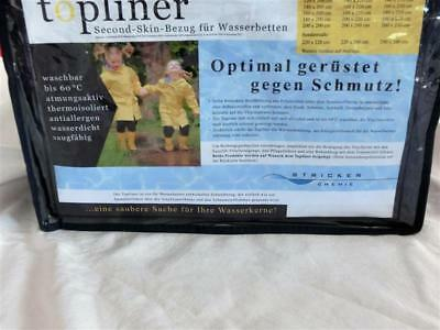 Top Liner Dust Protection Reference Water wasserkerne Mattress Cover capliner