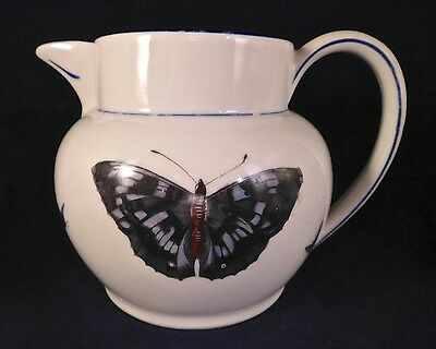 Victoria China Carlsbad Austria Aesthetic Butterfly Pattern Serving Pitcher