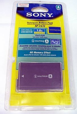 Sony NP-FA70 Rechargeable Battery Pack Brand New