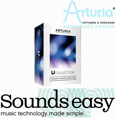 Arturia V-Collection 5 Software Instrument Bundle