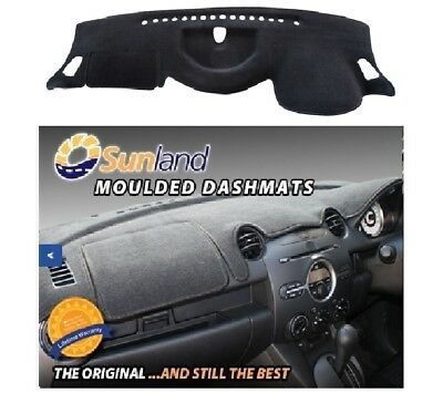 Dash Mat Moulded Black for Nissan Navara D23 NP300 03/15 On Dashmat Lifetime Wty