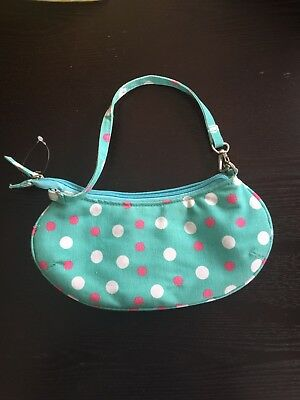 Girls Blue Small As New Hand Bag