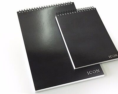 A3 A4 Sketch  Pads Art Work Drawing Sketching 100 Sheets Spiral Bound Pad