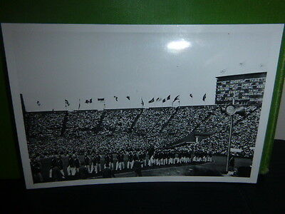 1948 Olympic London  28 No Original bl/w photos stamped Lillian Checkey
