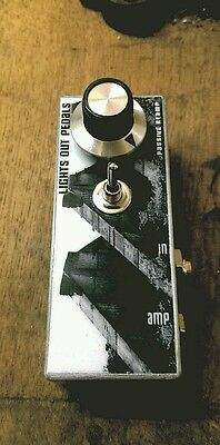 Reamp Box by Lights Out Pedals (passive design)