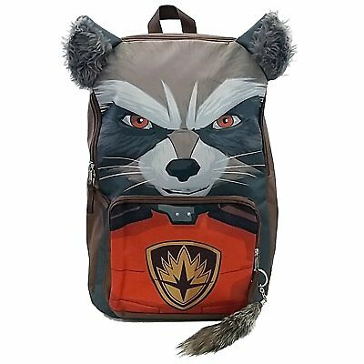 Guardians of the Galaxy Rocket Racoon Backpack