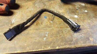 Genuine Vauxhall MP3 AUXILIARY CABLE NEW Astra / Corsa D / Zafira B /
