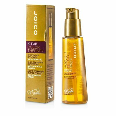 Joico K-Pak Color Therapy Restorative Styling Oil 100ml Treatments
