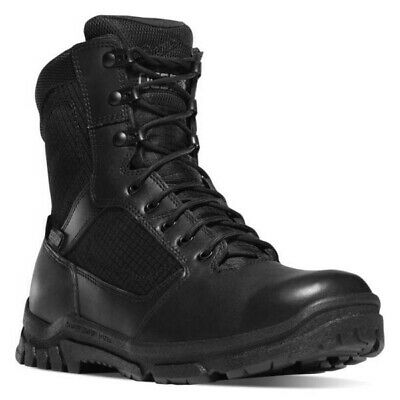 "NEW Danner Lookout Side-Zip 8"" Black Boots / Boot - 23824 All Sizes"