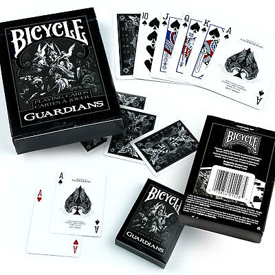 Bicycle Guardians Playing Cards Single Deck Stunning Design Poker BRAND NEW