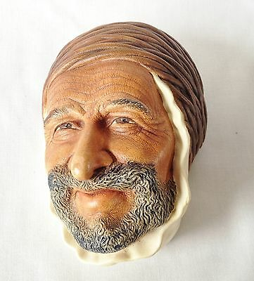 Bossons Head - Persian Wall Plaque