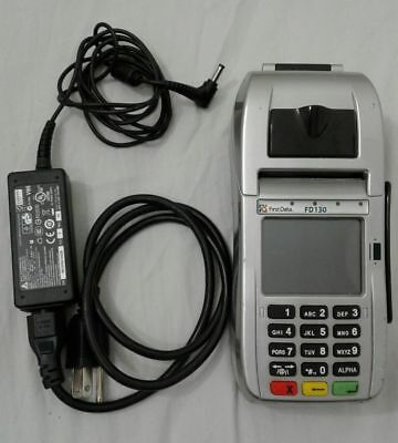 First Data FD130 EMV(chip card) /NFC WiFi+Internet+Dial***UNLOCKED***WARRANTY***