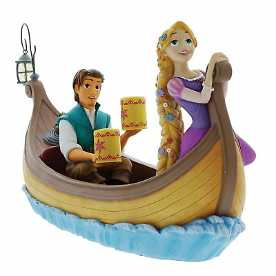 """I See The Light - Rapunzel & Flynn"" - A28827 ENESCO DISNEY ENCHANTING Skulptur"
