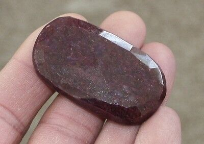 Lovely 135 Carat Oval Ruby
